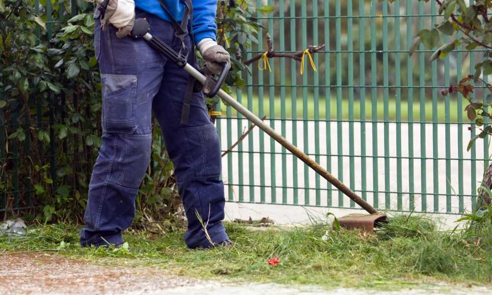 How To Use A Weed Wacker Tech And Machine