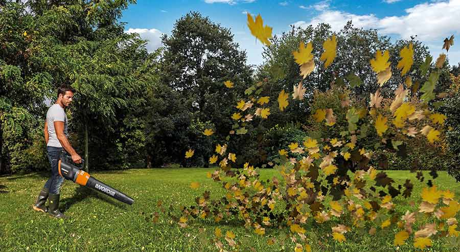 The 5 Best Cordless Leaf Blower Reviews for 2018